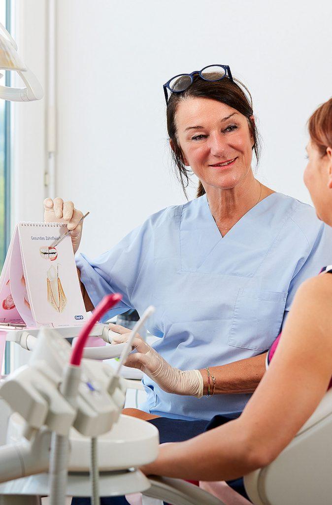 Parodontose Parodontitisbehandlung