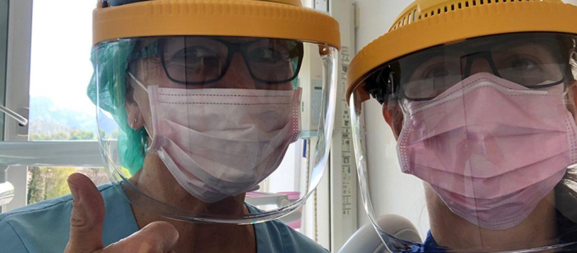 Bestens ausgestattet gegen den Corona-Virus in unserer Zahnarztpraxis Dr. Ewa Olszewska Zahnarzt Salzburg Medicent Salzburg